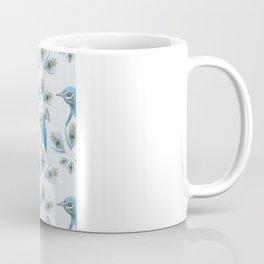peacock Coffee Mug