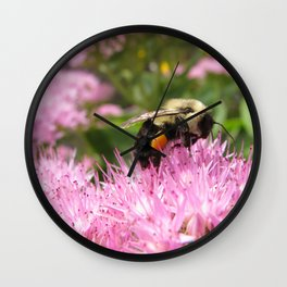Let Me Bee Wall Clock