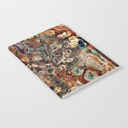 Entangled Mind Painting Notebook