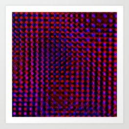 Infinity Cubed Art Print