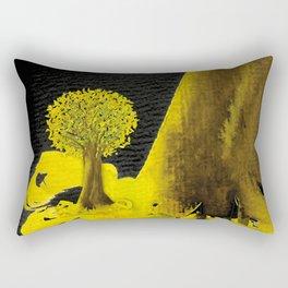 The Fortune Tree #5 Rectangular Pillow