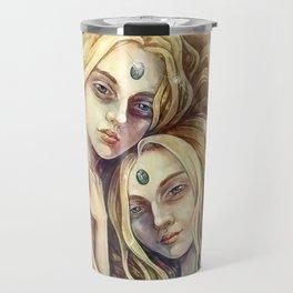 Zodiac Gemini Travel Mug