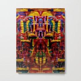 Afrofuturism Metal Print