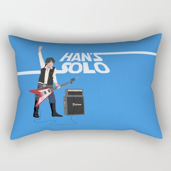 Han's Solo Rectangular Pillow