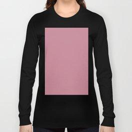 Puce Long Sleeve T-shirt