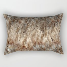 Alaska Faux Fur Rectangular Pillow