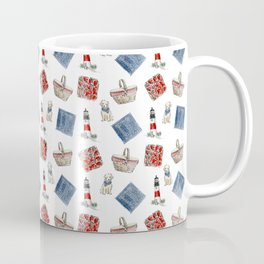 Patriotic Picnic Coffee Mug