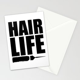 Hair Life Stationery Cards