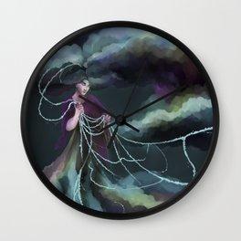 Creation of Rain Wall Clock