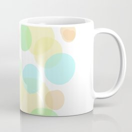Minimal scandinavian splash acquerello Coffee Mug