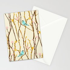 Pussywillow Landscape Stationery Cards