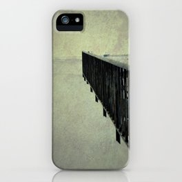 "Lake Erie ~ ""Silent Poetry"" iPhone Case"