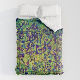 Grunge Painting Background G320 Comforters