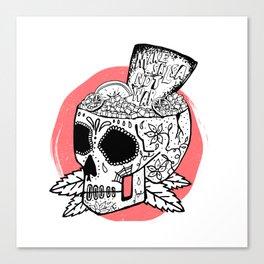 Make Sala Not War Limited Edition Canvas Print