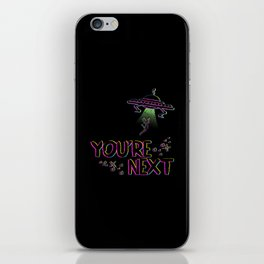 You're Next iPhone Skin
