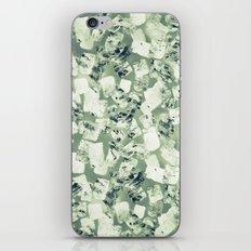 tear down (variant 2) iPhone & iPod Skin