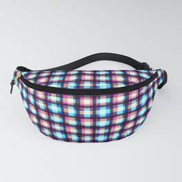 Upbeat SK8ter Chess Pattern V.10 Fanny Pack