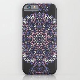Dark Kaleido iPhone Case