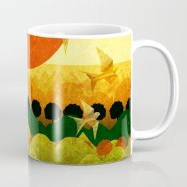 """""""Dawn Cartoon"""" Coffee Mug"""