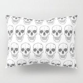 Big Ol' Skull Pillow Sham