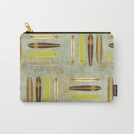 Surf Pattern 4 Carry-All Pouch