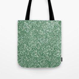 Green Beetles Tote Bag