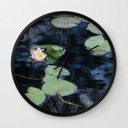 Soft Shade by Teresa Thompson Wall Clock