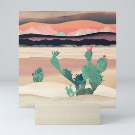 Desert Dawn Mini Art Print