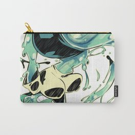 Slime Girl Carry-All Pouch