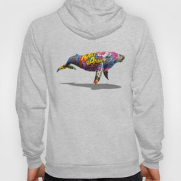 Tagged Whale Hoody