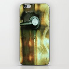 Handled iPhone & iPod Skin
