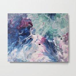 Colourful galaxy Metal Print