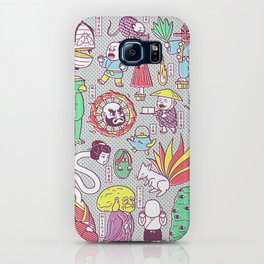 Yokai / Japanese Supernatural Monsters iPhone Case