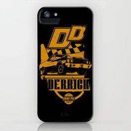 DERRICK iPhone Case