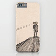 Walking Man iPhone 6s Slim Case