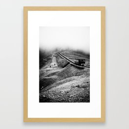 Railway Framed Art Print