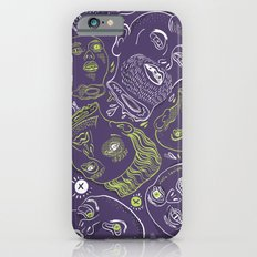 Floating Heads (Halloween Edition) iPhone 6s Slim Case