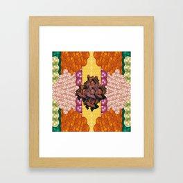 Hard Plastic Framed Art Print