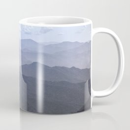 Smoky Mountain Melody - Nature Photography Coffee Mug