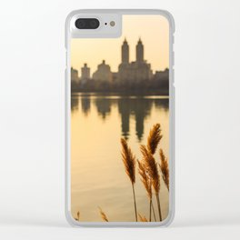 Dance Of The Reeds Clear iPhone Case