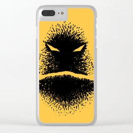 Black June, a good friend of mine Clear iPhone Case