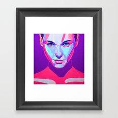 Aksinia Framed Art Print