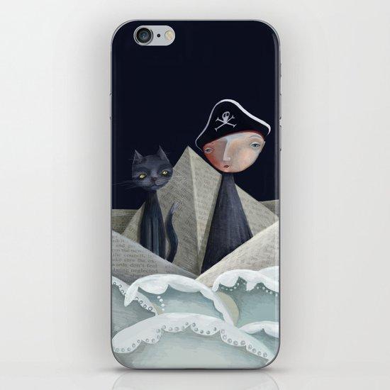The Pirate Ship iPhone & iPod Skin