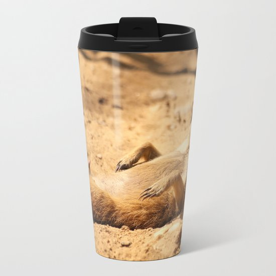 WHAAAT?  Metal Travel Mug