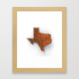 TX-PD-3D Framed Art Print