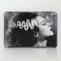 bride iPad Cases featuring BRIDE by Kathead Tarot/David Rivera