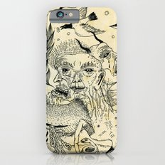 Grotesque Flora and Fauna Slim Case iPhone 6