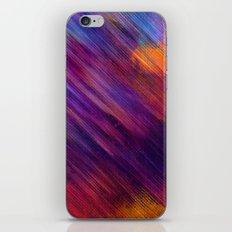 Interaction of Colors Digital Painting iPhone & iPod Skin