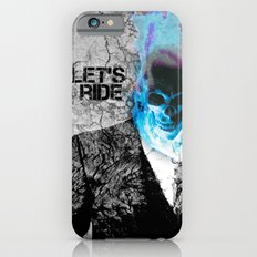 UNREAL PARTY 2012 GHOST RIDER Slim Case iPhone 6s