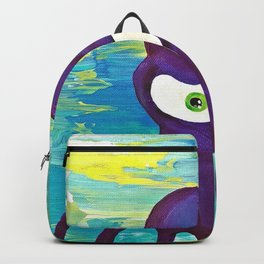 Octopus Under The SEE Backpack